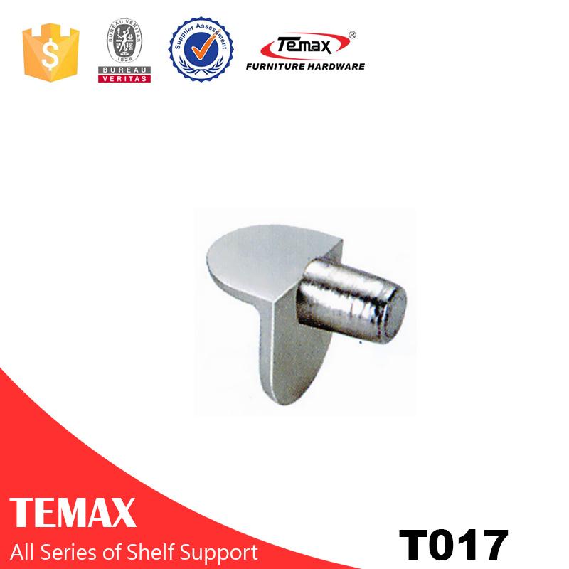 Suporte de cantoneira de armário de ferro T017