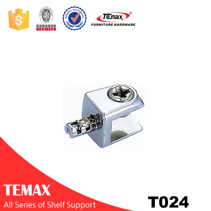 T024 4-8mm Glass Clamp mit Pin