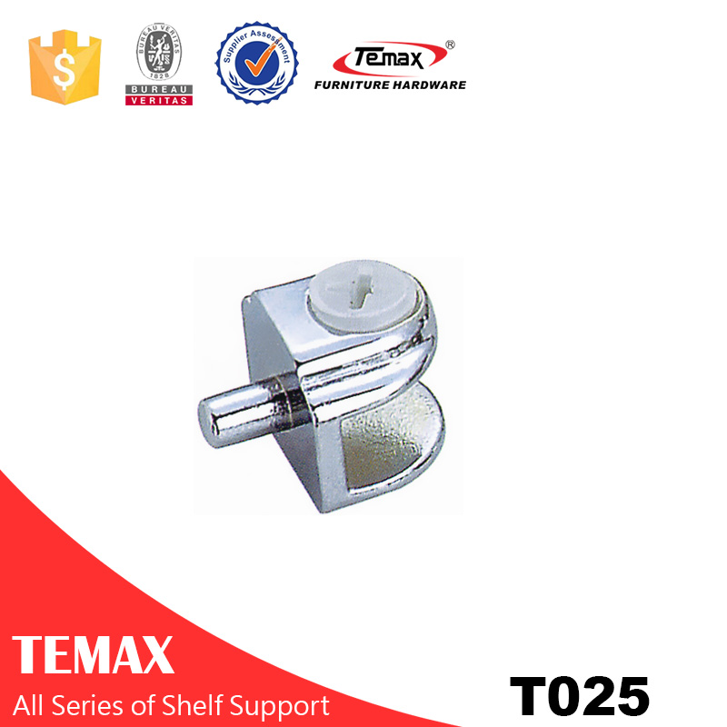 T025 4-7MM Glass Clamp with Pin