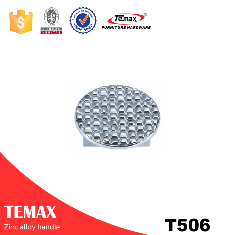 T506 High-end zinc alloy door knobs