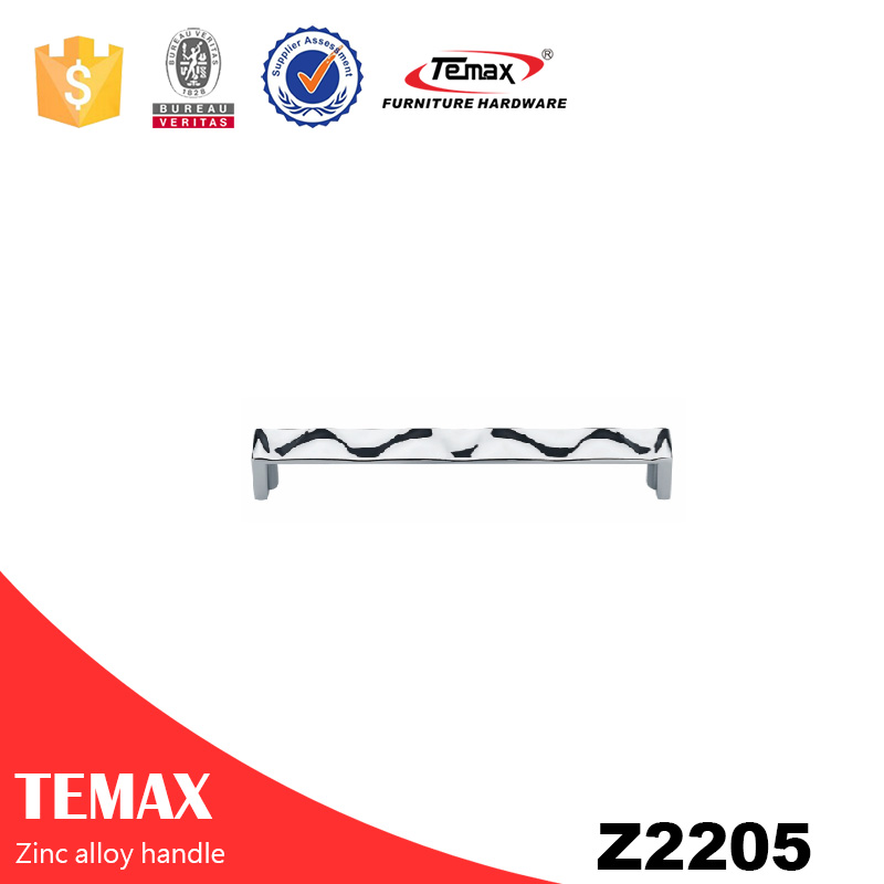 Z2205 Shenzhen zinc alloy passage door handle