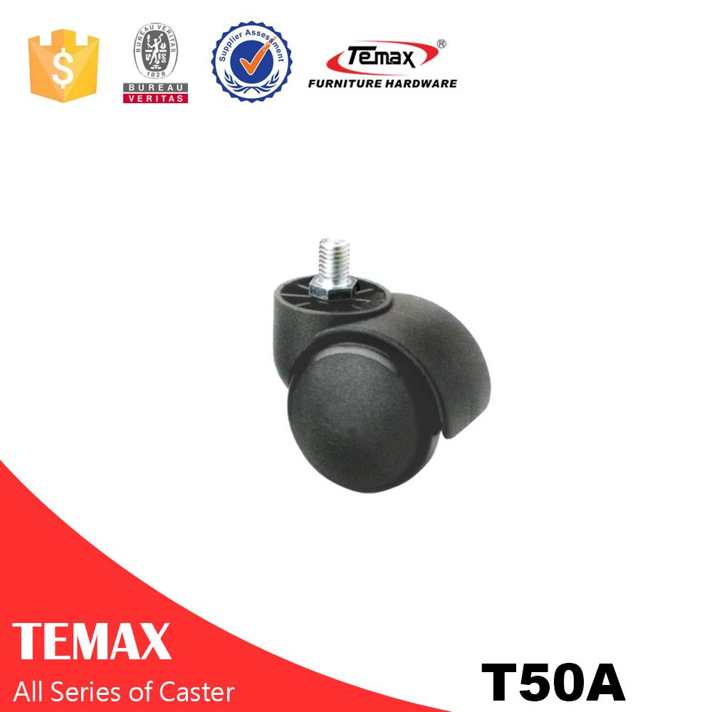 T50A العتيقة عجلات الأثاث الحديد العجلات