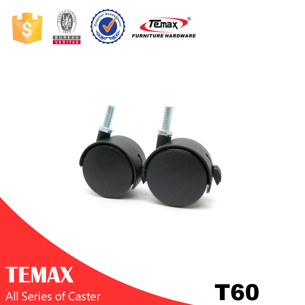 T60 decorative furniture casters