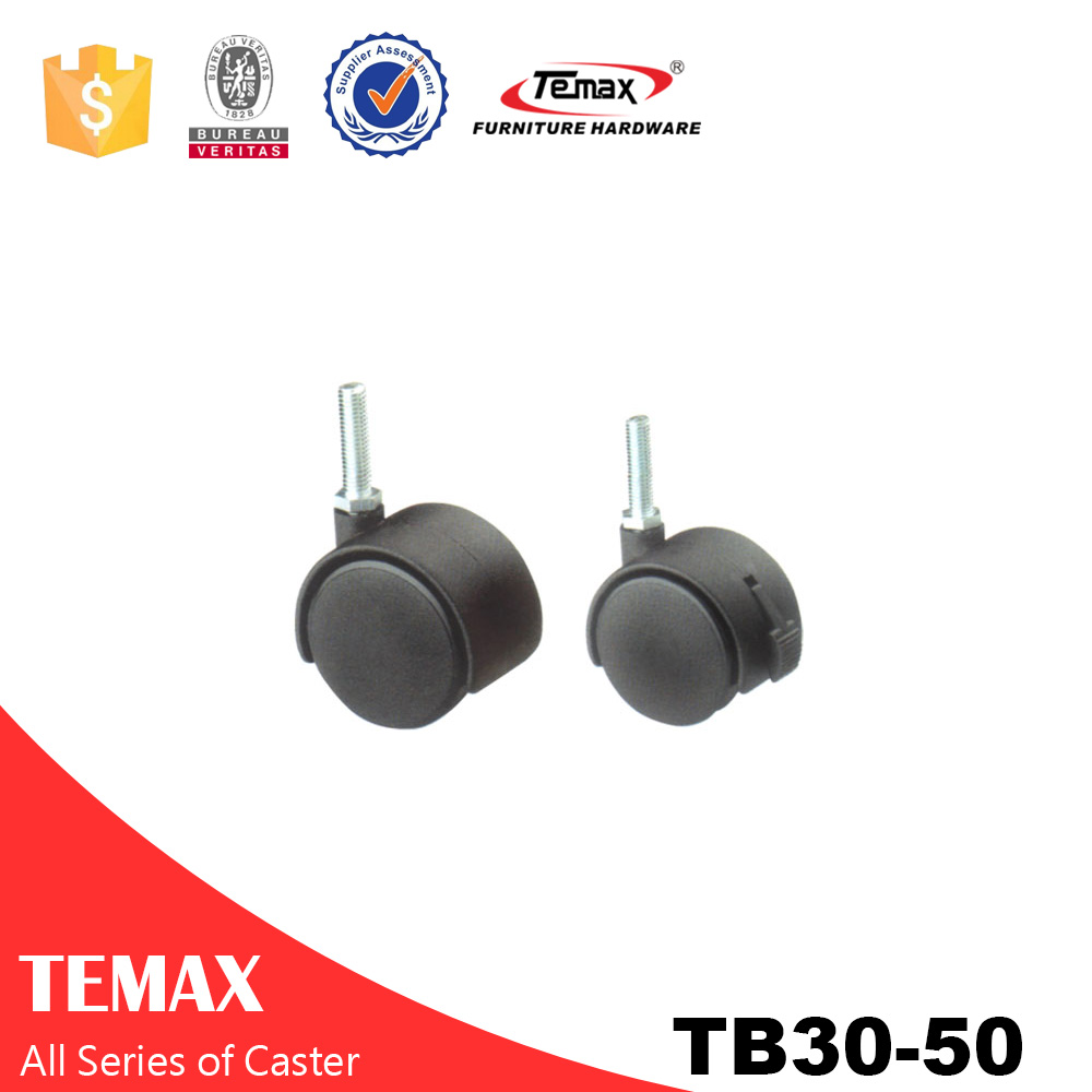 TB30-50 China industrial cast iron caster wheels