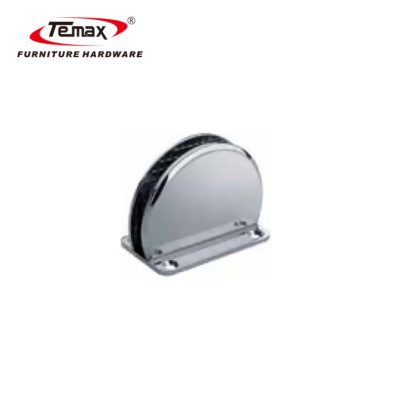 Temax 10 yeas production stainless steel swing glass door hinge