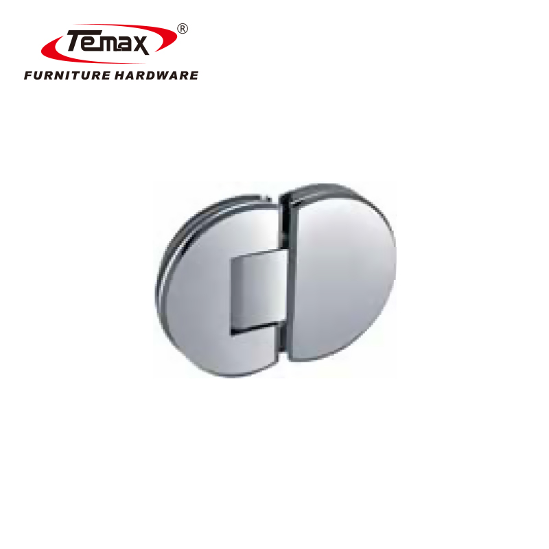 Temax 180 degree normal shower glass door hinges