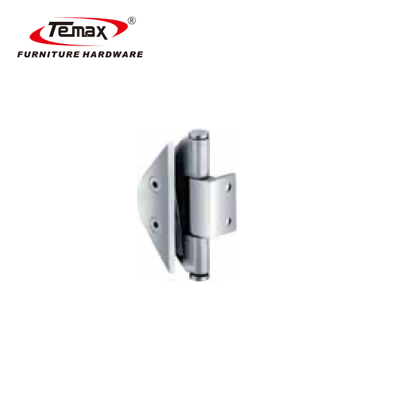 Temax Bathroom hardware heavy duty glass shower door pivot hinge