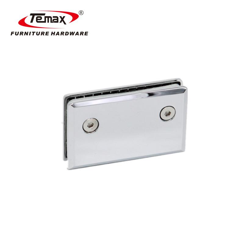 TEMAX kabin kapısı cam tutucu paslanmaz çelik