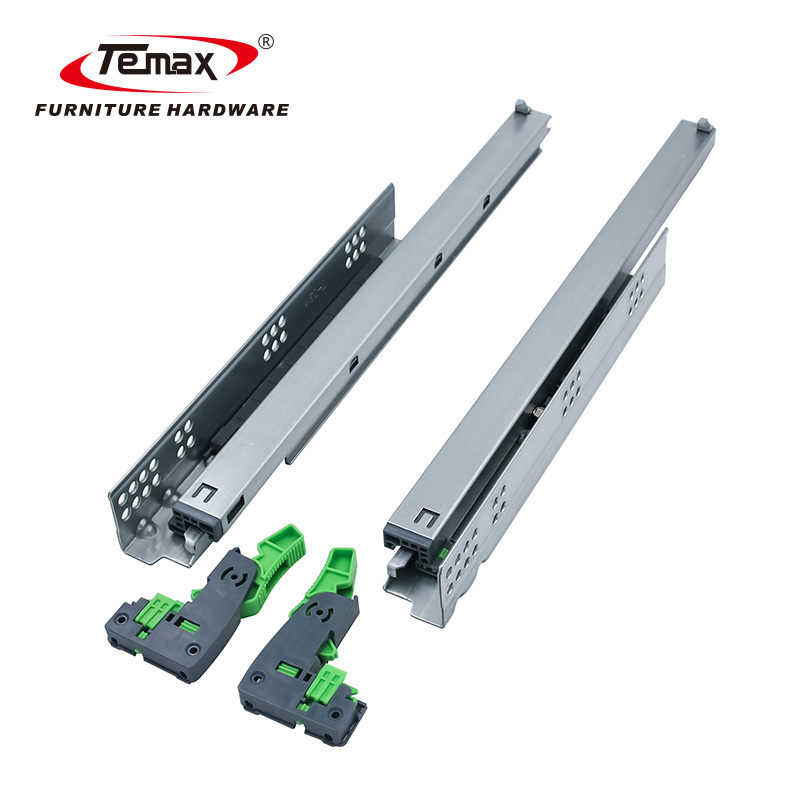 Temax EASY ajuest sistema nascondono diapositive cassetto