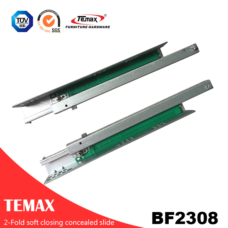 Temax Half Extension Undermount Drawer Slides