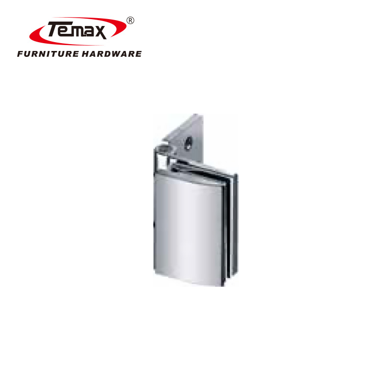 Temax Hardware Bathroom Glass Clamp