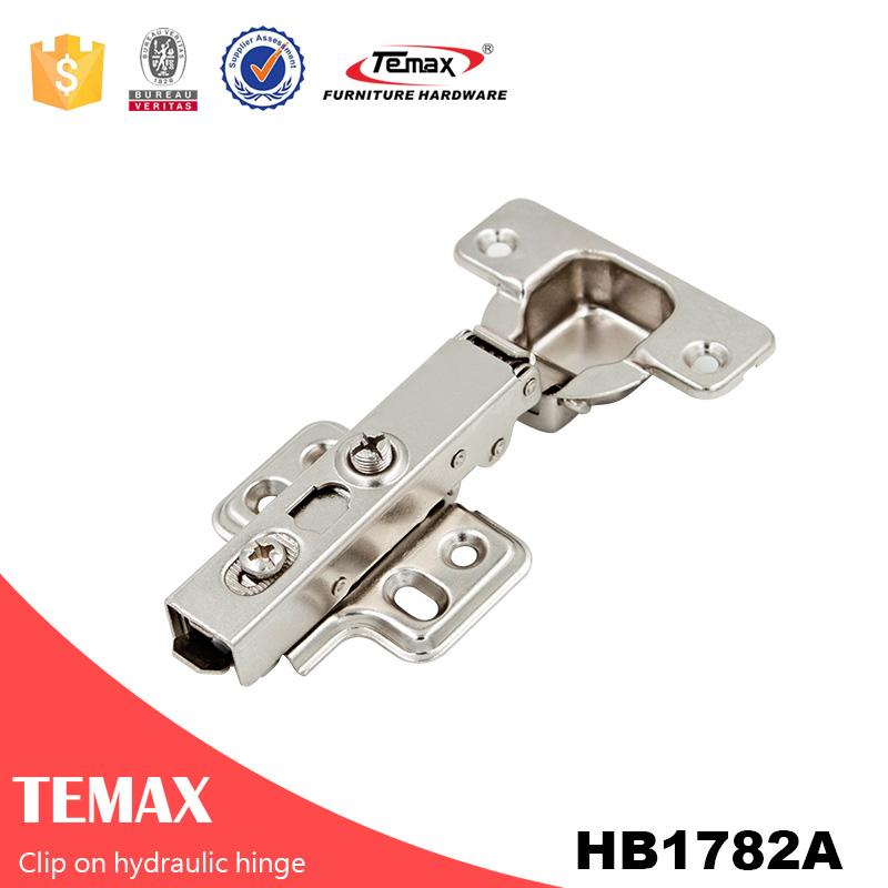 Temax HB1782 35mm copo hidráulico dobradiça escondida