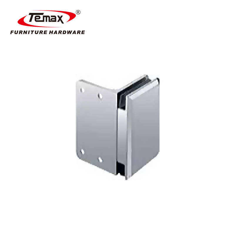 TEMAX heavy duty glass door railing clamp
