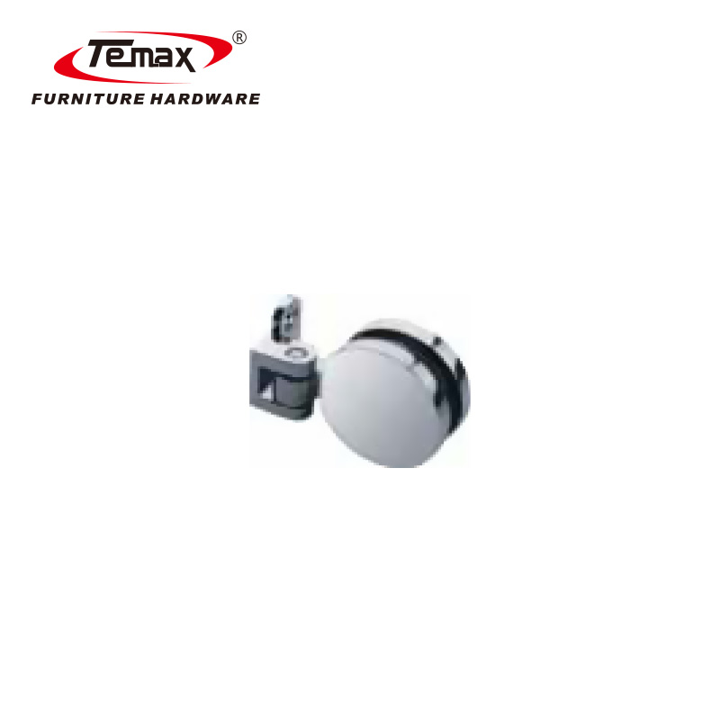 Temax stainless steel concealed shower glass door hinge
