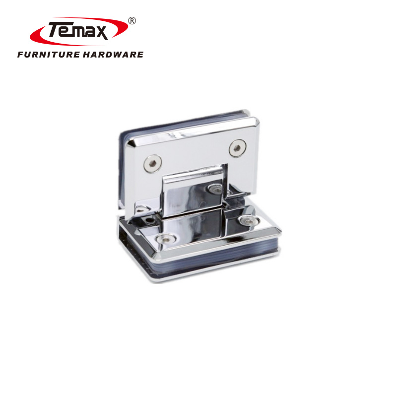 TEMAX stainless steel glass door holding clamp