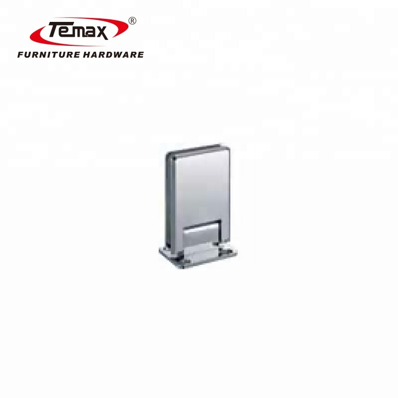 TEMAX stainless steel wall mounted glass panel clamp