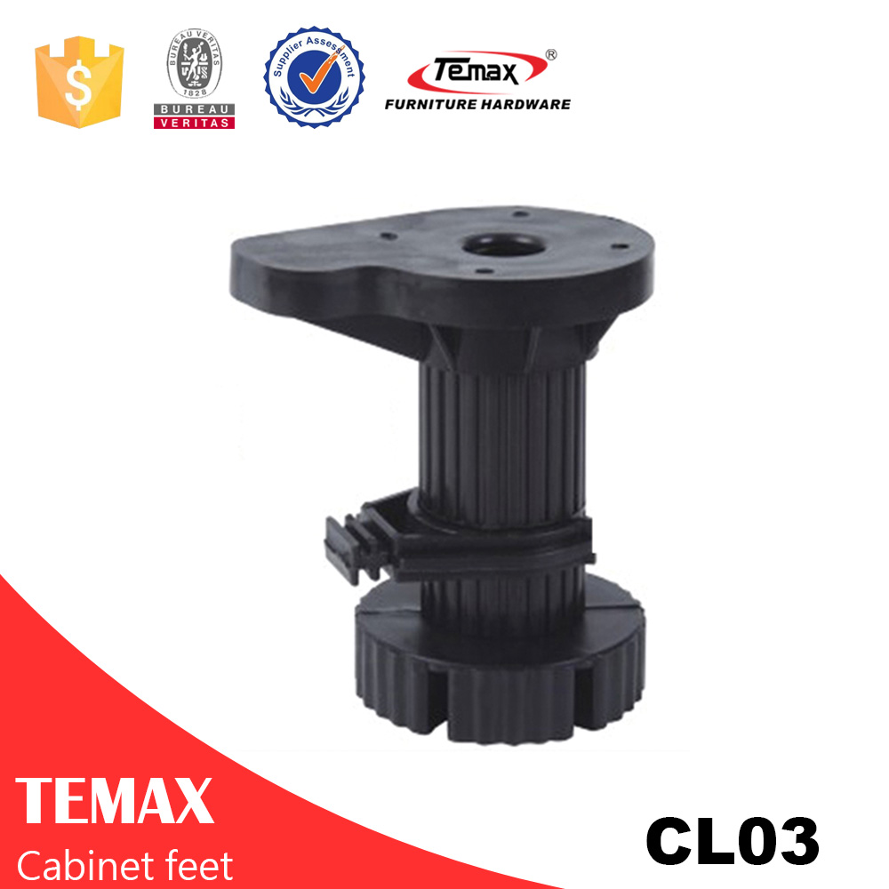 Temax adjustable feet for furniture