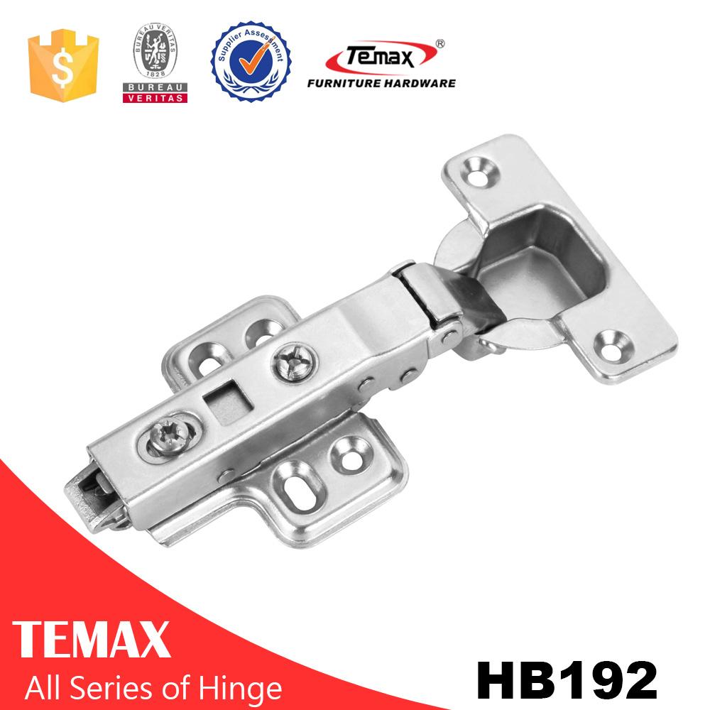 fornecedor dobradiça da porta do armário Temax