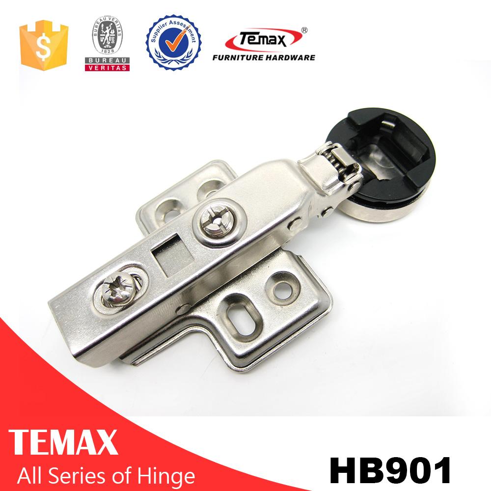Temax hot cabinet conceal glass door hinge for furniture
