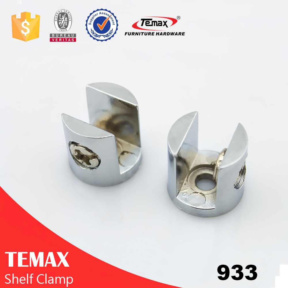 Temax manufacture support bar glass clamp