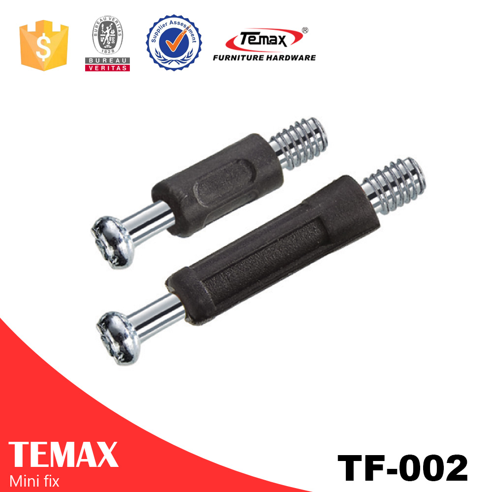 TF-002 Steel Zinc alloy Cabinet Sectional Furniture Connectors