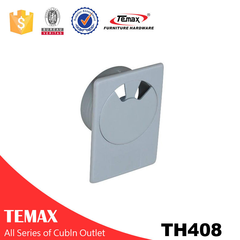 TH408 double outlet box/galvanized steel outlet box