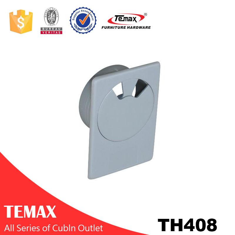 TH408 مزدوج مربع منفذ / الصلب المجلفن مربع منفذ