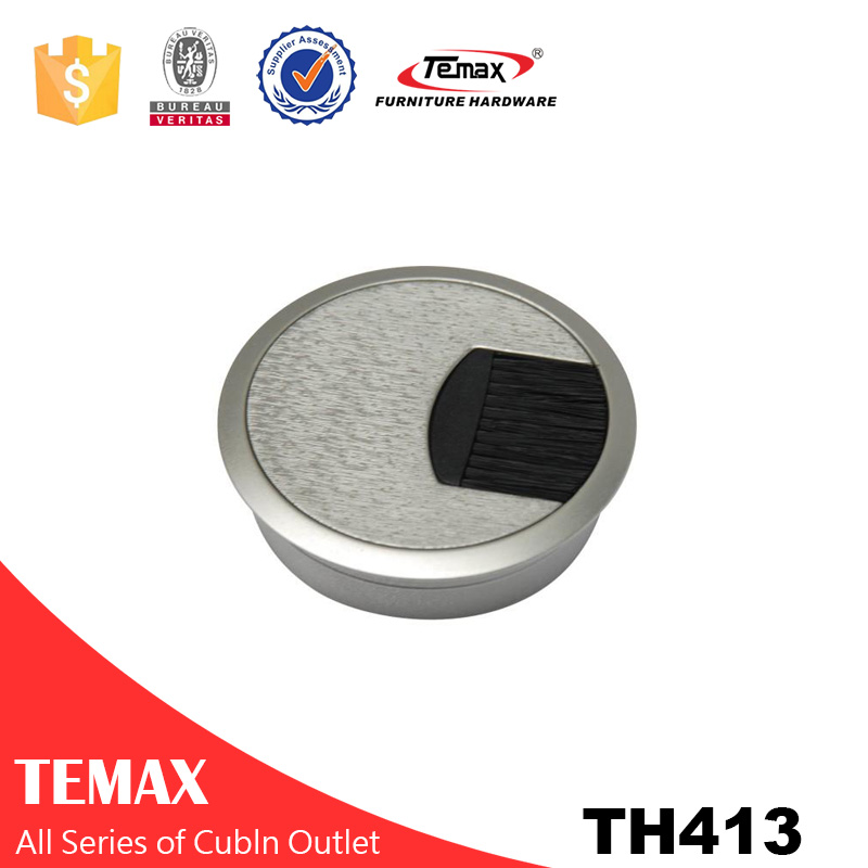 TH413 High Quality adjustable plastic line box for Office Desk