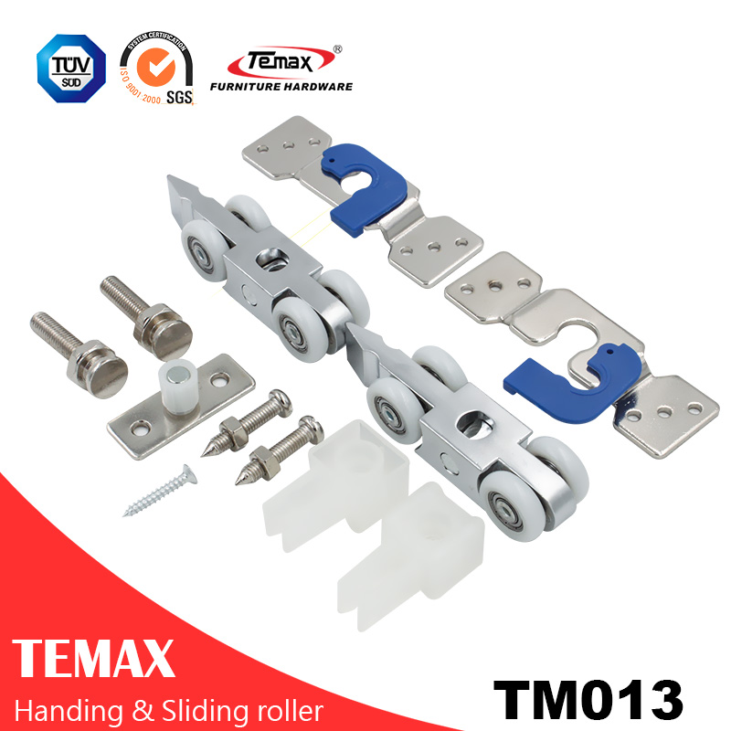 TM013 Best Hanging Sliding Pocket Door Hardware