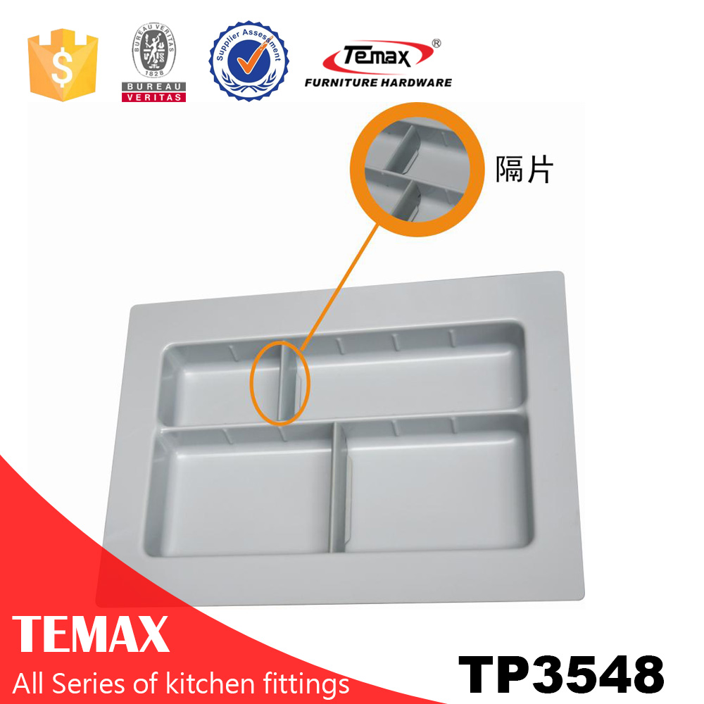 TP3548 Kitchen furniture plastic tray