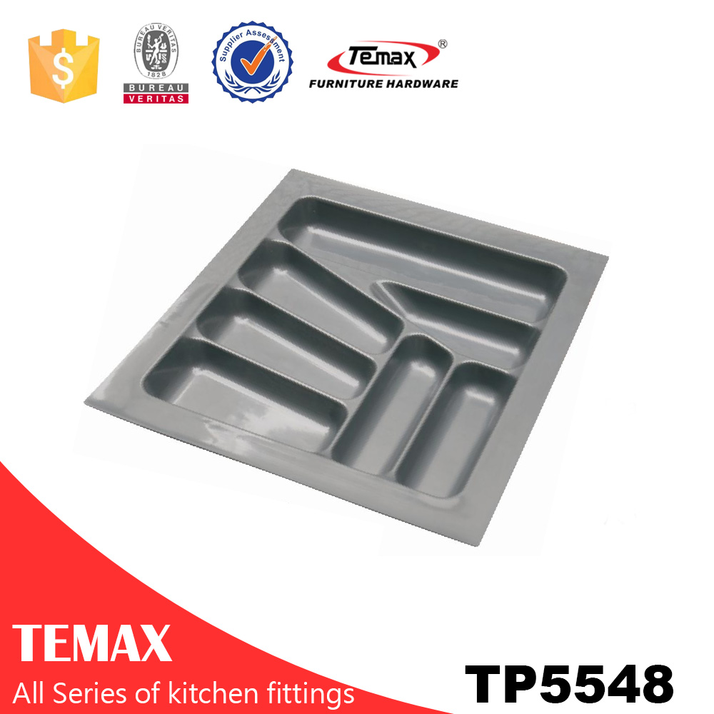 TP5548 plastic tray with dividers