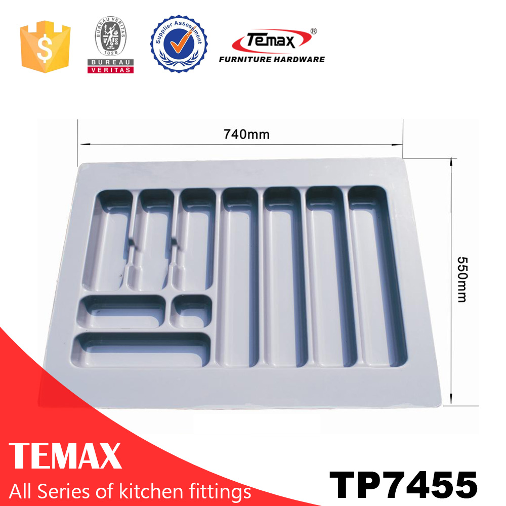 TP7455 plastic compartment tray