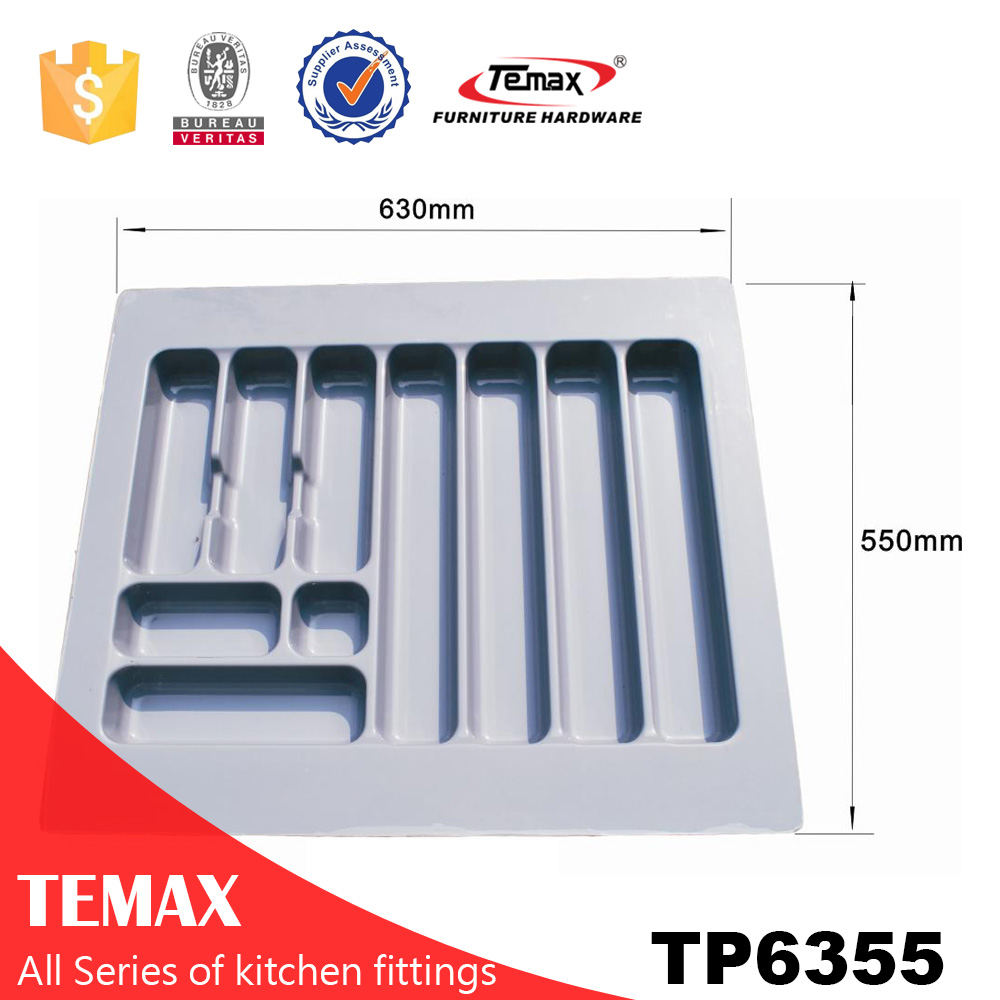 TP6355 disposable plastic divided food tray