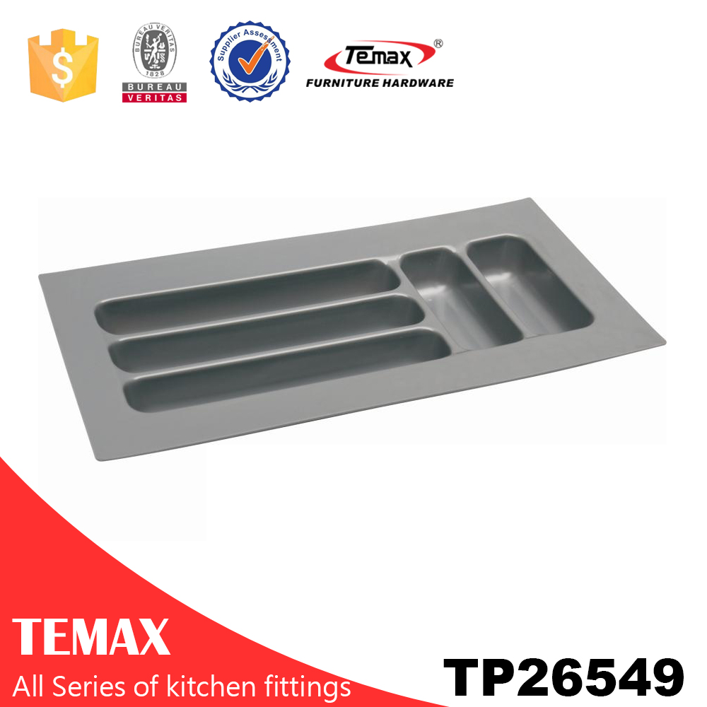 TP26549 plastic tray with cup holder