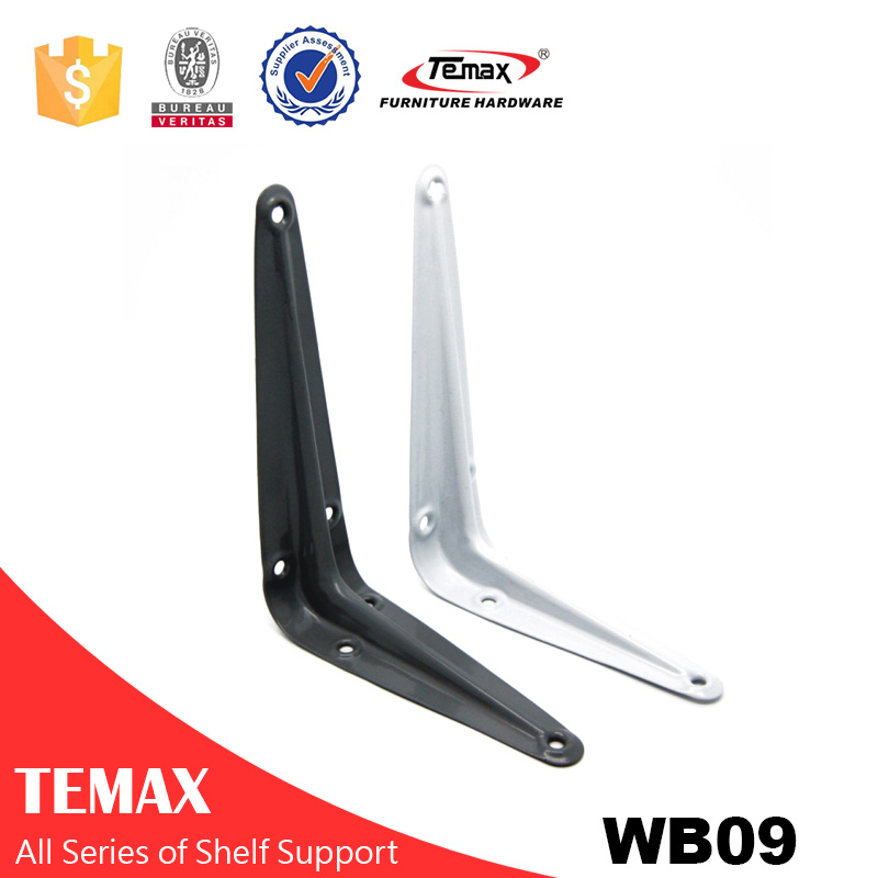 WB09 Furniture Hardware Wall Shelf Support