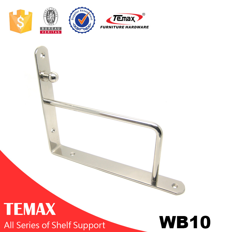 WB10 Kitchen Hardware Fittings Shelf Support