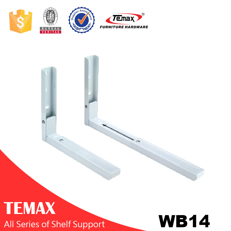 WB14 90 degree Shelf Support for Furniture Cabinet