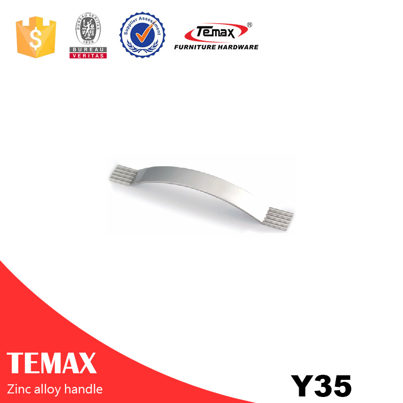 Y35 hot sell broom zinc handle