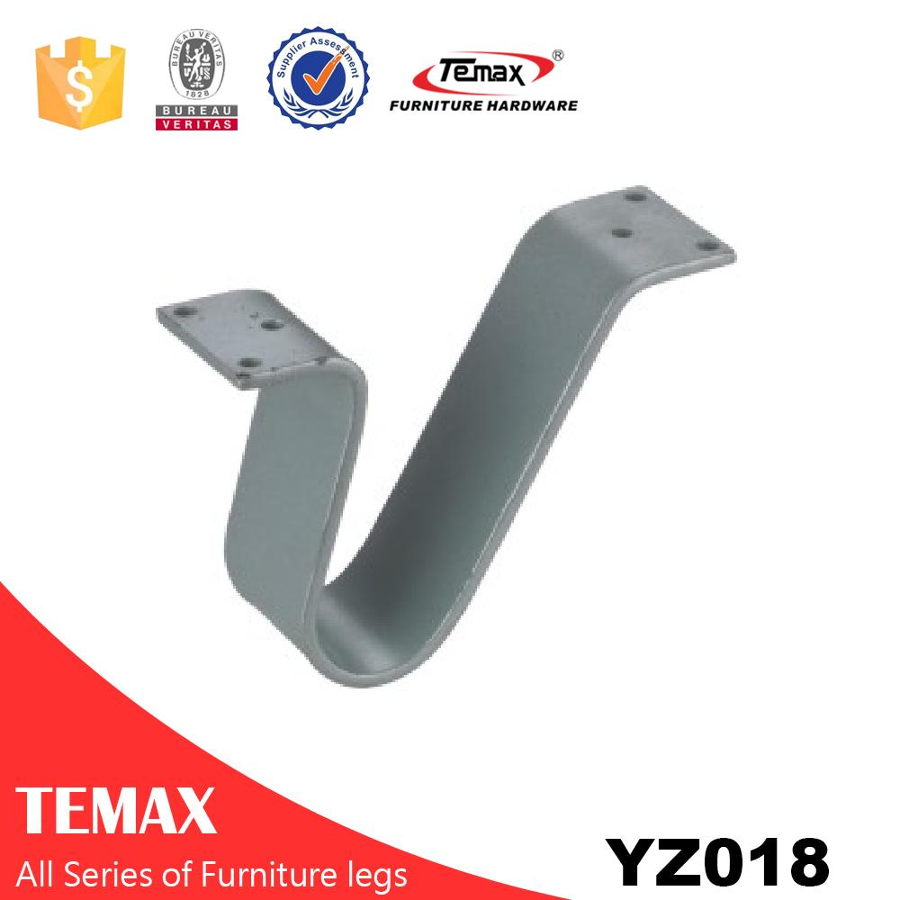 YZ018 Stahl Großhandel Metallmöbel Sofa Beine