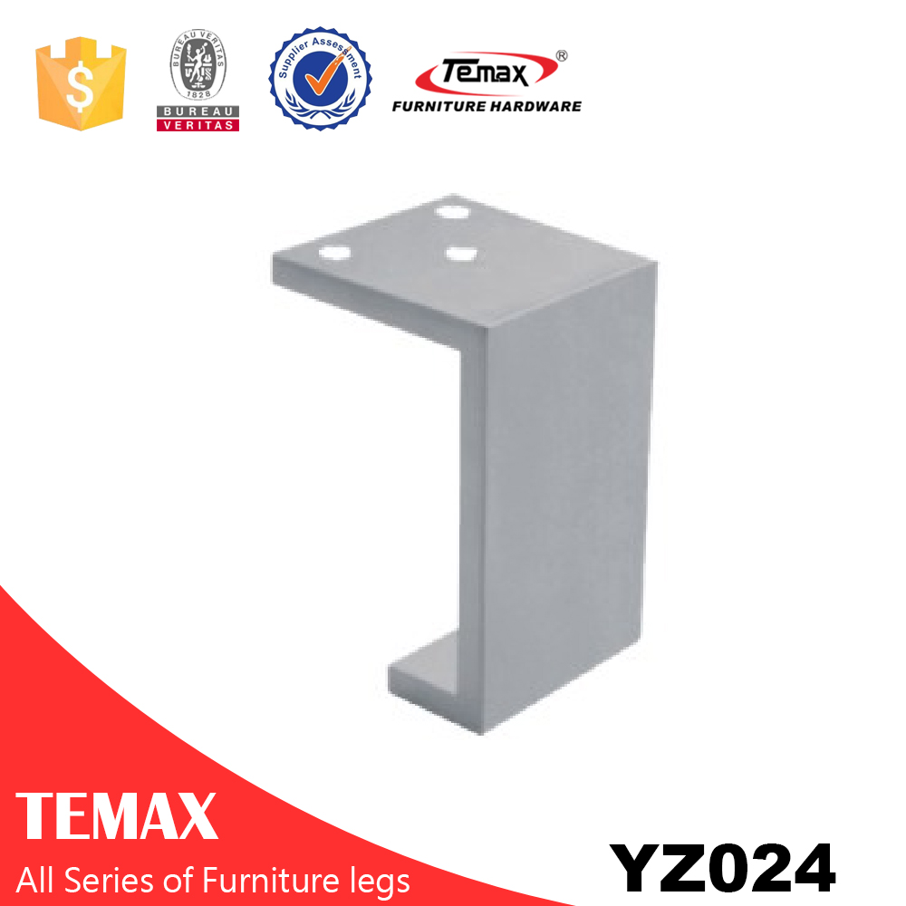 YZ024 new design aluminium alloy furniture leg