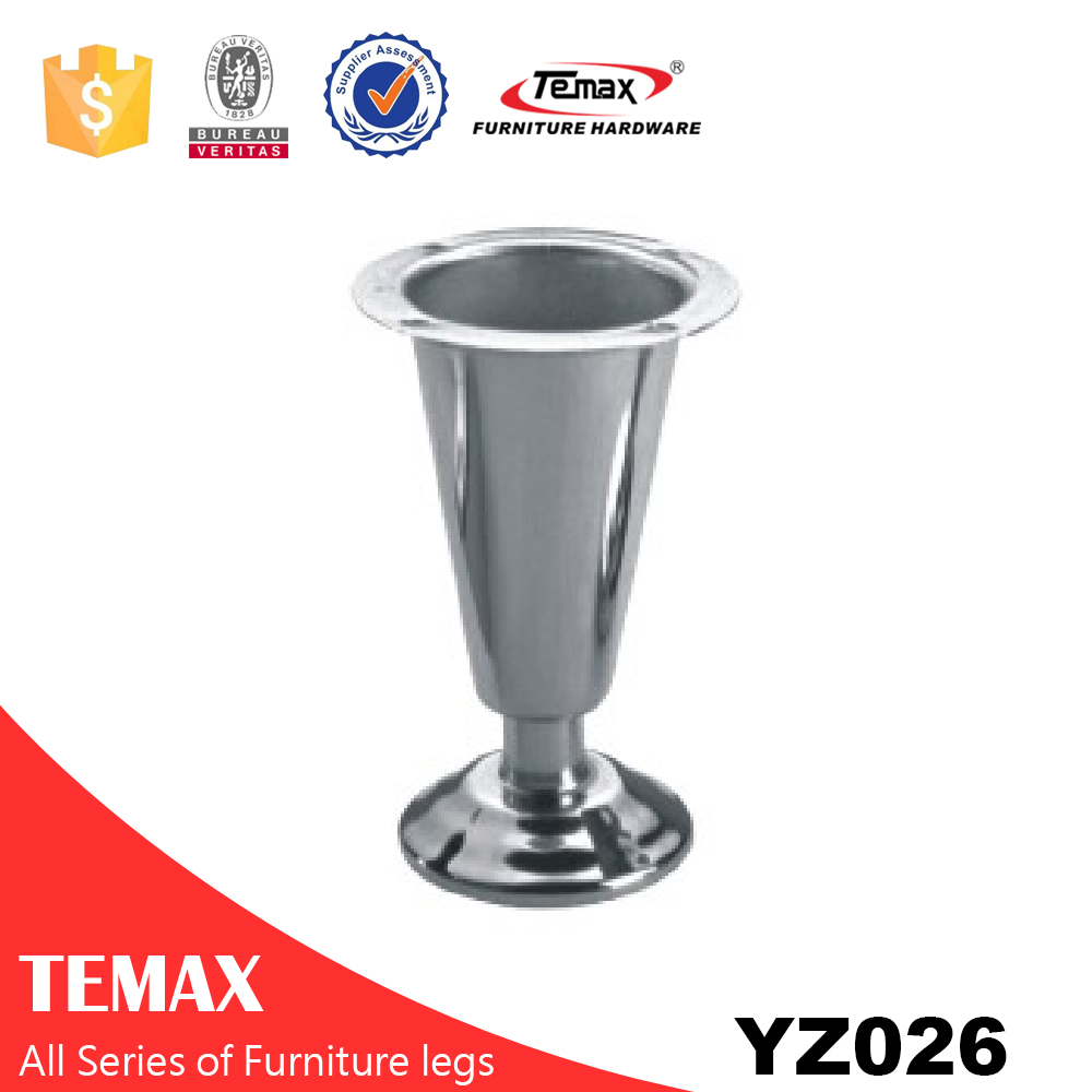 YZ026 metal steel furniture leg