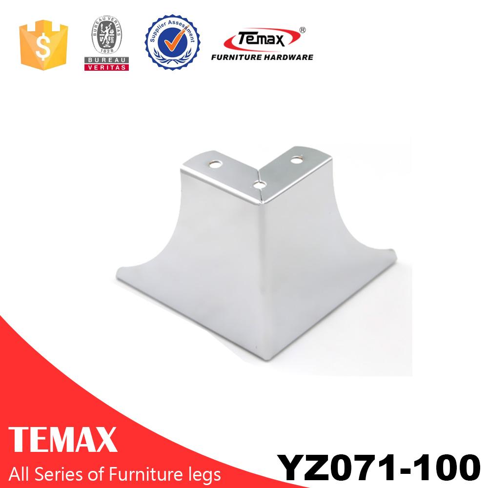 YZ071-100 Temax 110 * 110 * 100mm Metallmöbel Bein