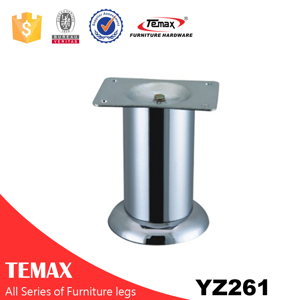 YZ261 Temax metal furniture legs for cabinet for America
