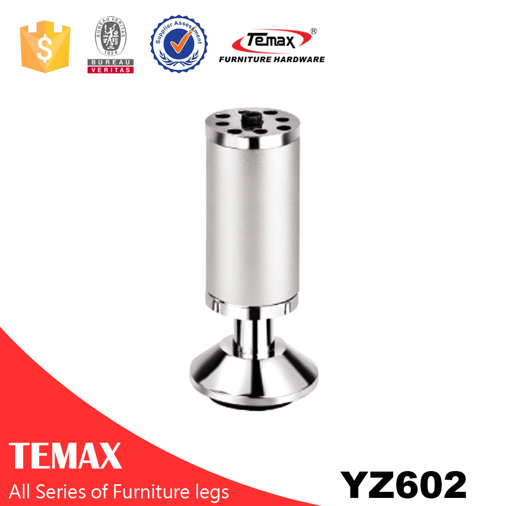 YZ602 Temax metal furniture legs for cabinet for America