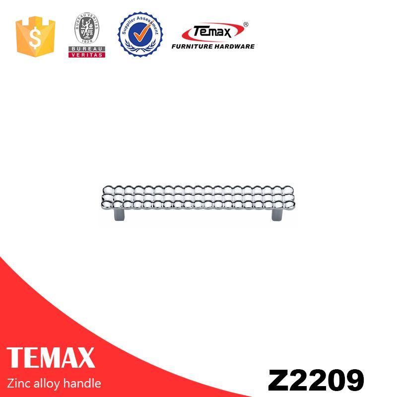 Z2209 Hot sale zinc alloy dresser handle