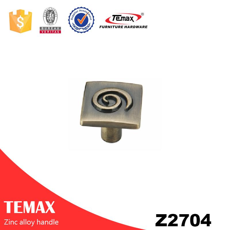 Z2704 Super quality  zinc alloy material handle