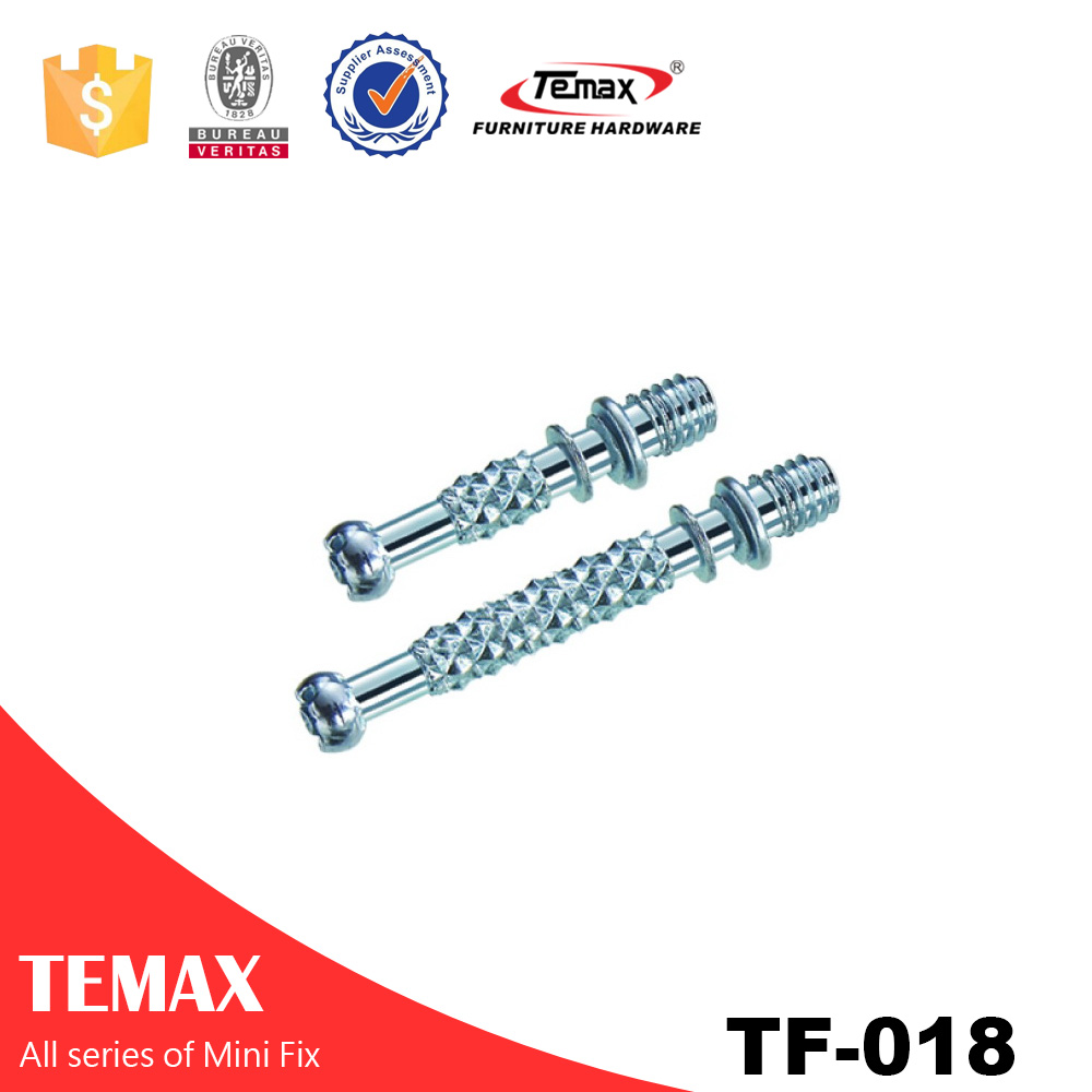 Zinc finish Connector fittings Bolt