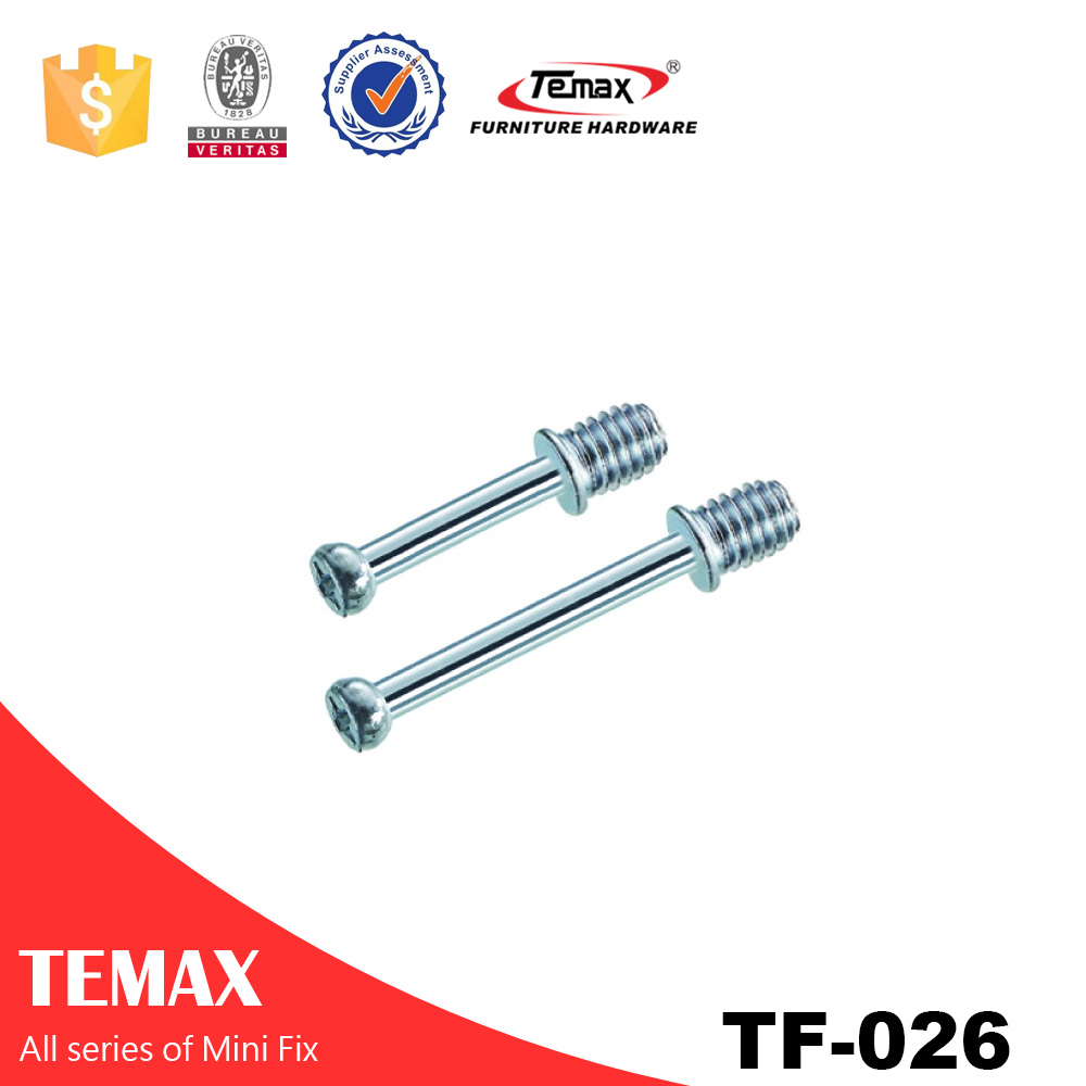 Zinc finish Steel Screw