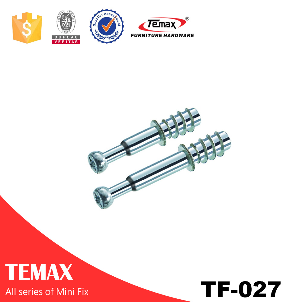 Zinc finish Zinc alloy Bolt