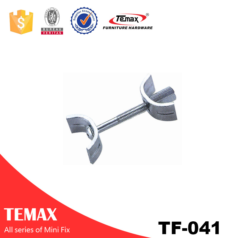 Zinc finish Zinc alloy Housing and finish Iron Cam